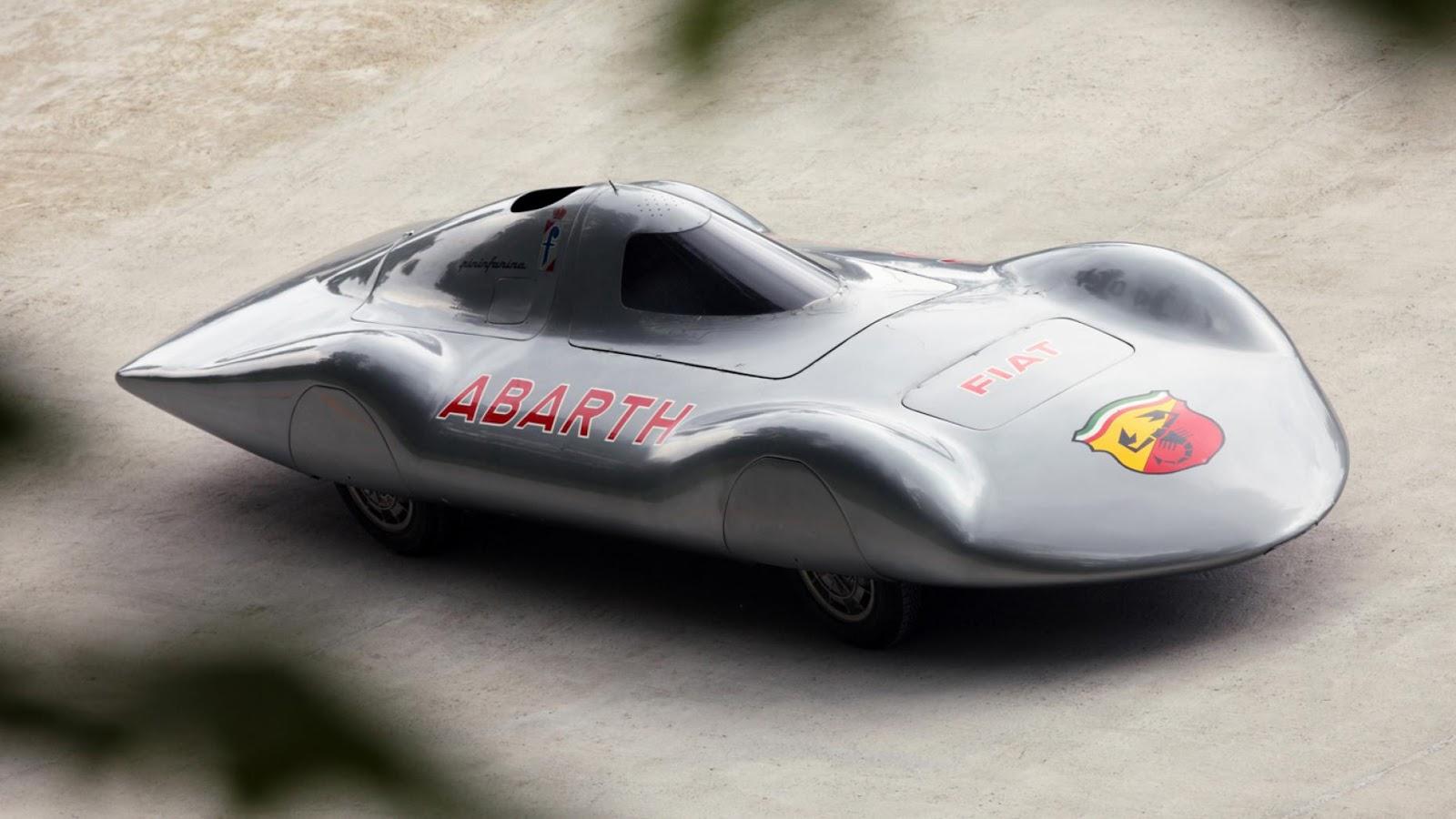 1960 Fiat-Abarth 1000 Monoposto Da Record 'La Principessa'