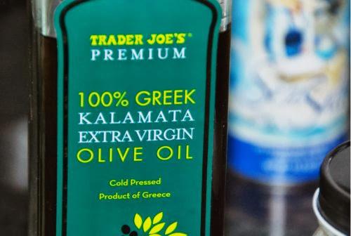 Trader Joe's Kalamata Olive Oil