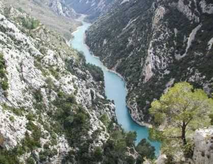 Grand Canyon du Verdon, Haute-Provence