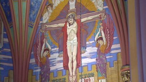 The Cross In Utah