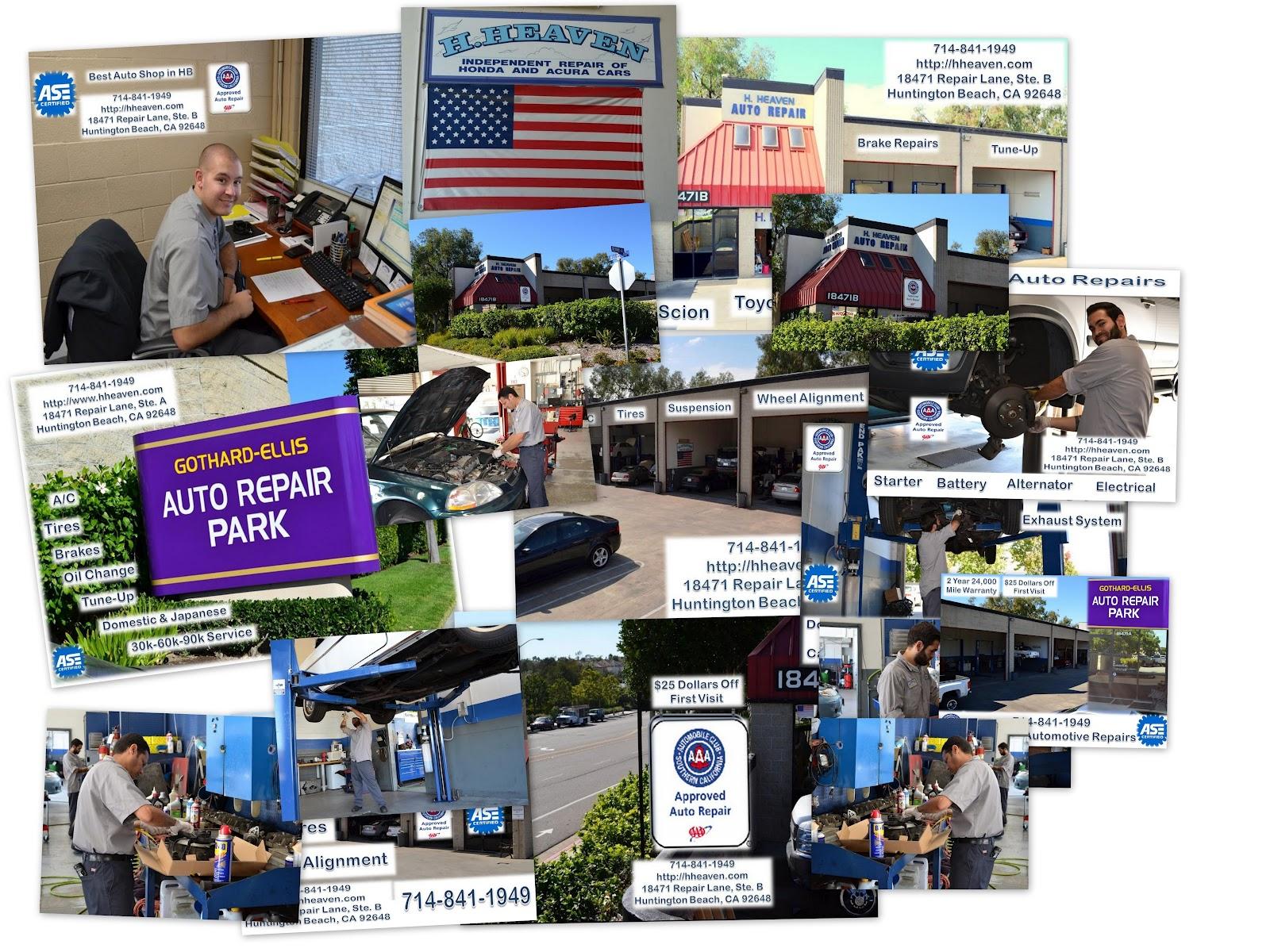Acura Transmission Repair Beach California