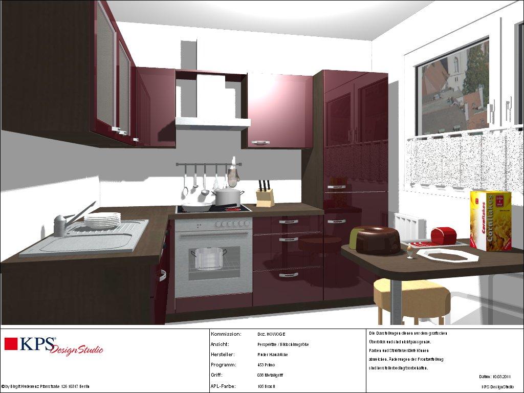 Küchen für Plattenbau, wie WBS 70, Q3A, P2 und andere Standard ... | {Einbauküchen planer 25}