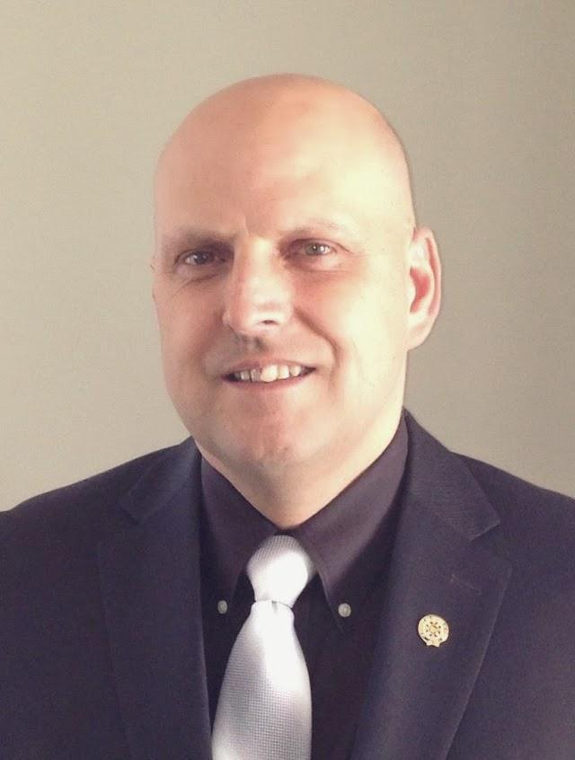 Président Simon Gilbert, Syndicat des pompiers de Sherbrooke