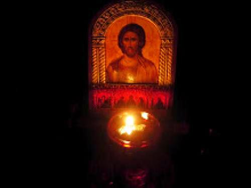 St Euthymius The Bishop Of Novgorod
