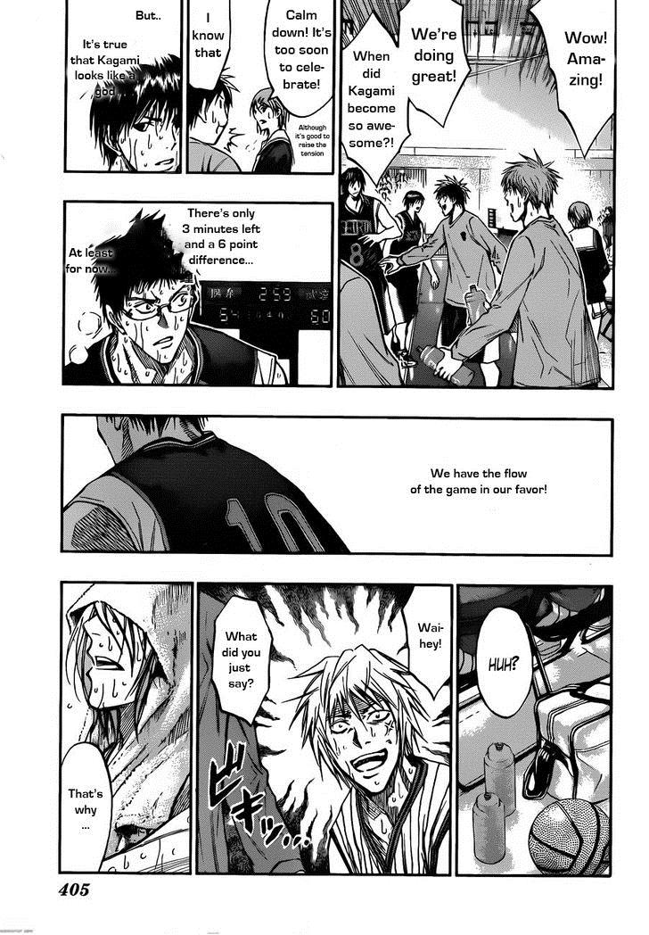 Kuroko no Basket Manga Chapter 165 - Image 13