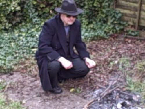 Doktor Snake And Jimmy Lee Shreeve The Power Of Magick Names