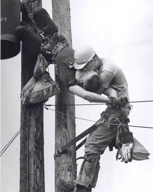 Поцелуй жизни, 1967, США