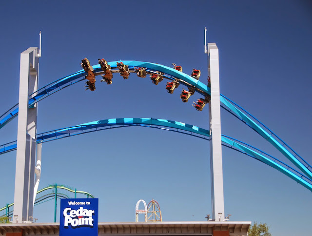 Welcome to Cedar Point! From The Complete Guide to Visiting Cedar Point