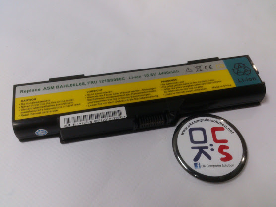 New Battery For IBM Lenovo G400H