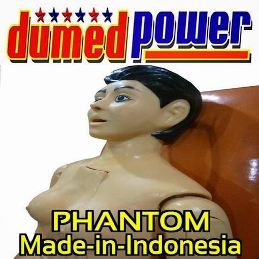 Pabrik-Boneka-Phantom-Alat-Peraga-Kesehatan-Silikon