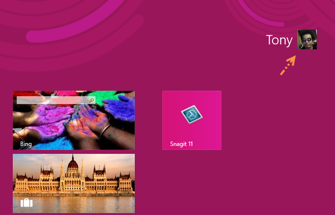 การเปลี่ยนรูปภาพของผู้ใช้ (User Account Picture) ใน Windows 8 W8acpic07