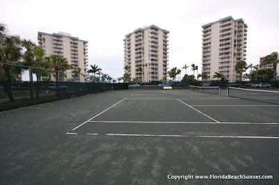 Clay Tennis Courts For Your Use