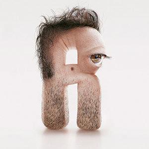 Human font