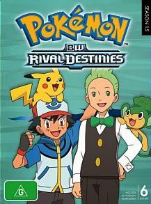 Pokemon Bửu Bối Thần Kì Season 15 - Rival Destinies