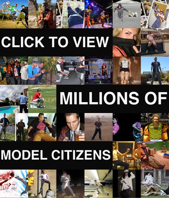 Model Citizen Wall of Fame