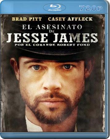 El asesinato de Jesse James por el cobarde Robert Ford [BDRip 720p][Dual AC3][Subs][Western][2007]