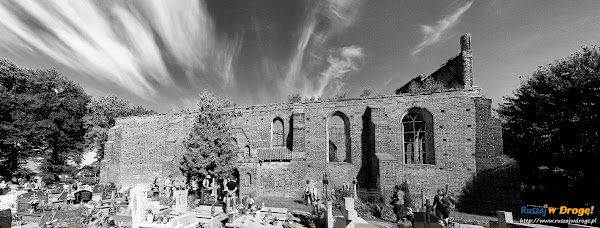 Ruiny Kościoła w Ostaszewie