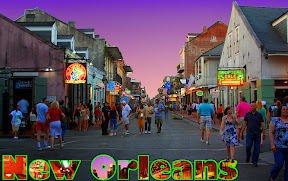 Click for our New Orleans  travel pics