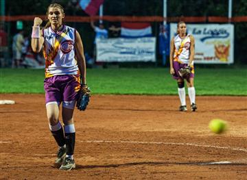 Italian Softball Series, Rhibo La Loggia vince gara 1