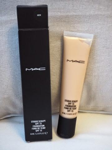mac, mac foundation, foundation, mac make-up, meikit, meikkivoide, mac meikkivoide, MAC Studio Sculpt, nc20,