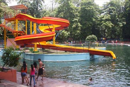 parque acuático Ichanmichen