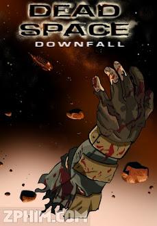 Không Gian Chết: Sự Sụp Đổ - Dead Space: Downfall (2008) Poster