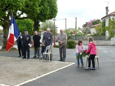 French village diaries 8th May victory in Europe day
