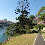 Path beside Mosman bay (258596)