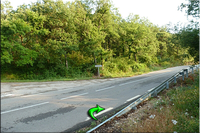 Carretera, derecha