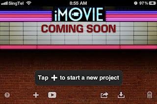 App, iPad App, Movie Maker, Trailer, Video,