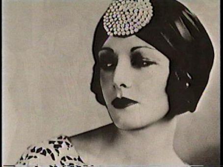 rambova vintage portrait