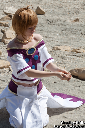 tsubasa - reservoir chronicle cosplay - sakura 6 by samantha