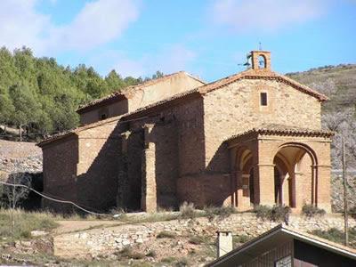 Iglesia de S. Ildefonso en Illueca
