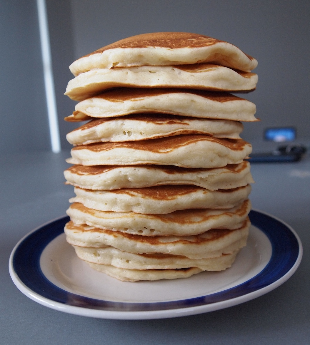 Bless My Nest: Practically Perfect Pancakes