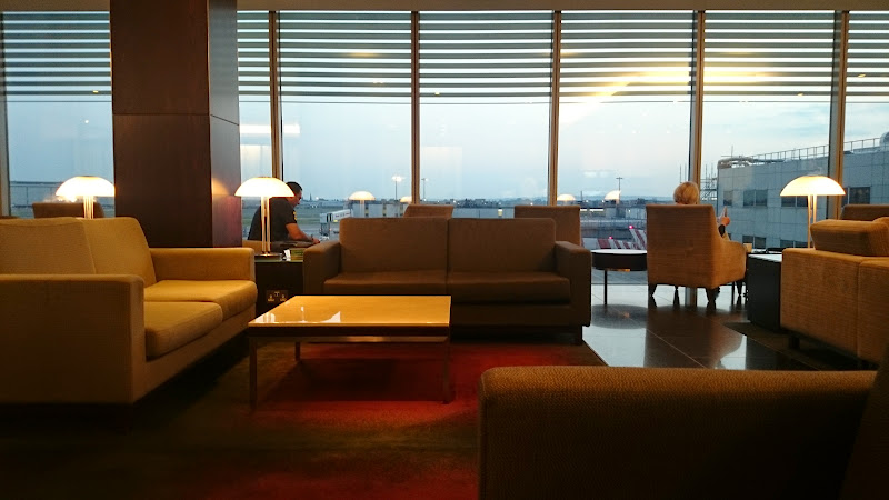 DSC 4565 - REVIEW - The Lounges of LHR T3 - EK, CX and BA (September 2014)