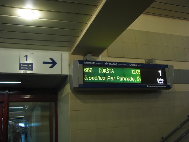 Tak timto vlakem bych asi nerad jel :-)