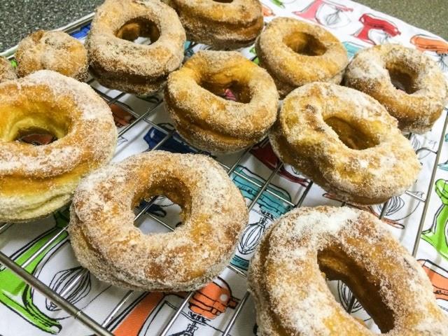 how-to-make-doughnuts