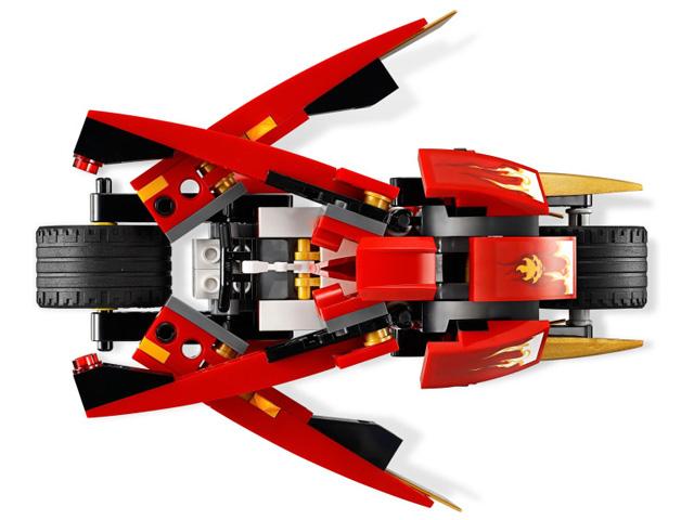 レゴ ニンジャゴー カイノブレード・サイクル 9441