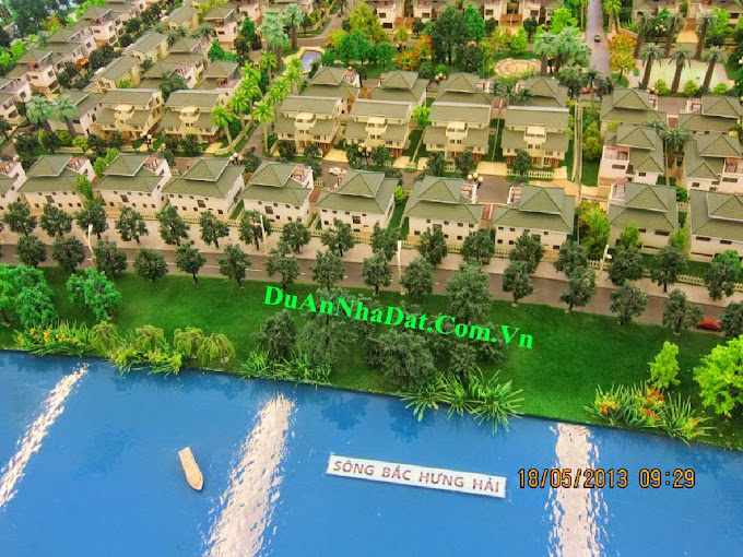 Bán biệt thự Ecopark ven sông