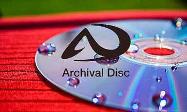 Archival Disc, sucesor del Blue Ray