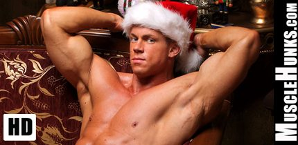 Happy Holidays 2011 - MuscleHunks HD