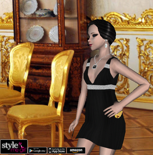 Style Me Girl Level 32 - Formal Evening - Karma - Snapshot