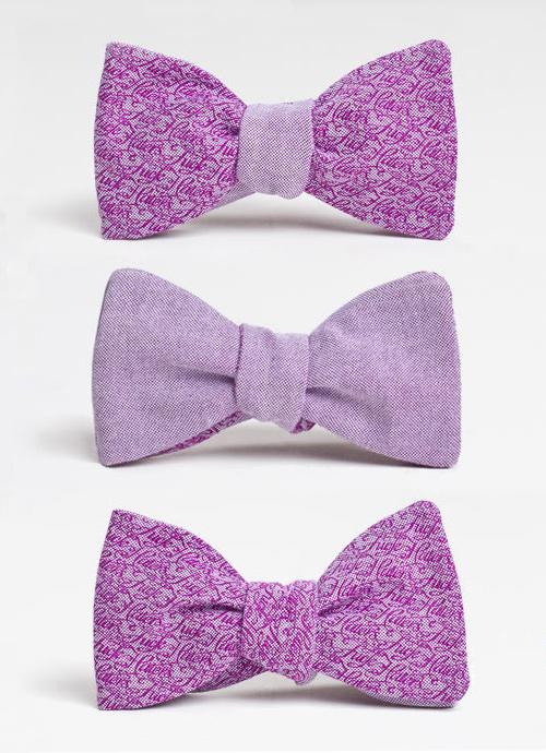 *Harding & Wilson的手工羊毛領結!:傳承過往紳士風的Bow Tie! 5