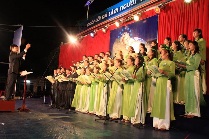 Đêm Nhạc Hội Giáng Sinh Giáo Phận