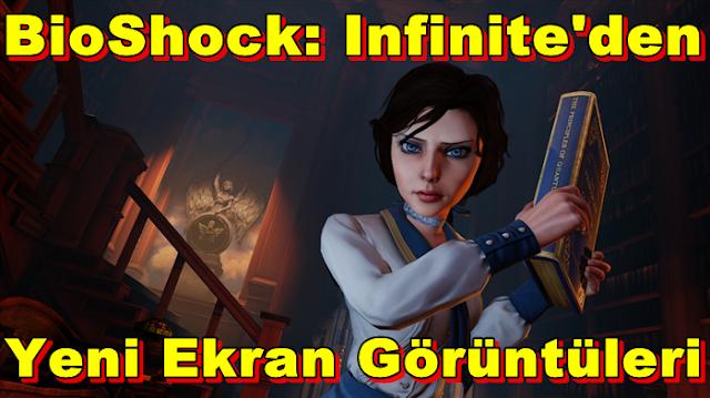 BioShock: Infinite'den Yeni Ekran Görüntüleri