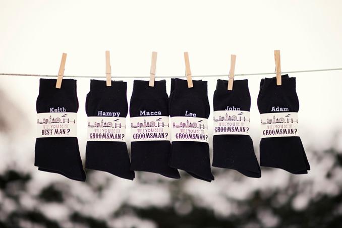 groomsmen socks STUDIO 1208