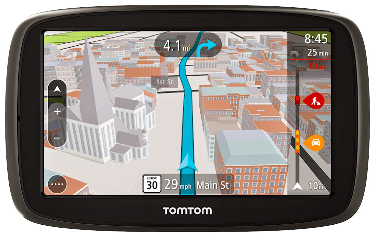 Tech Gifts at Best Buy: The TomTom Go 50s #HintingSeason