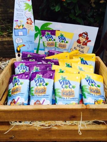 Vita Coco Kids Coconut Water