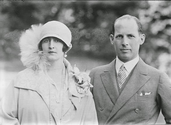 Elisabeta și George ai Greciei