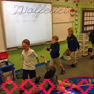 Photo of Wolfelicious Sight Word Game